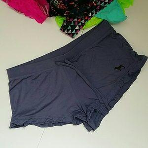Pink Victoria's Secret shorts NWT